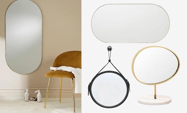 Här är 10 magiska speglar som lyfter ditt hem direkt