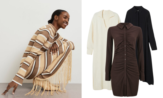 Höstmode 2021 – 25 härliga klänningar under 500 kronor