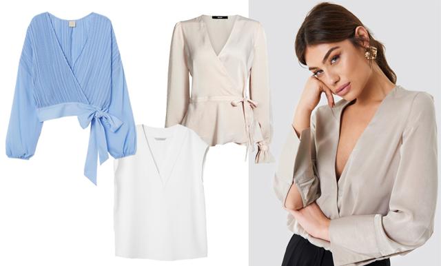 Svala stilpoäng! 24 luftiga blusar som håller stilen även i höst