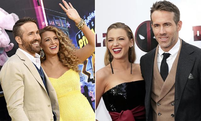 Ryan Reynolds överraskar Blake Lively på födelsedagen med en (minst sagt) härlig samling bilder