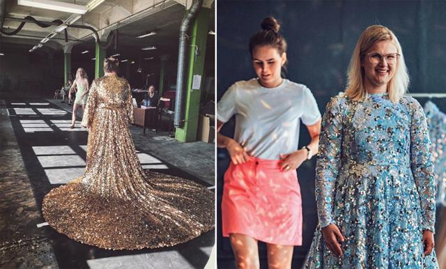 Moderevansch utan motsvarighet! Här är svenskarnas starka budskap på New Yorks modevecka