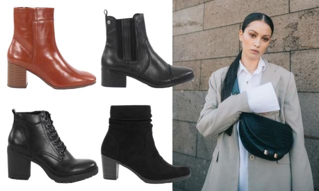 Snyggast på jobbet! 15 stilrena boots som passar perfekt på kontoret och till aw:n