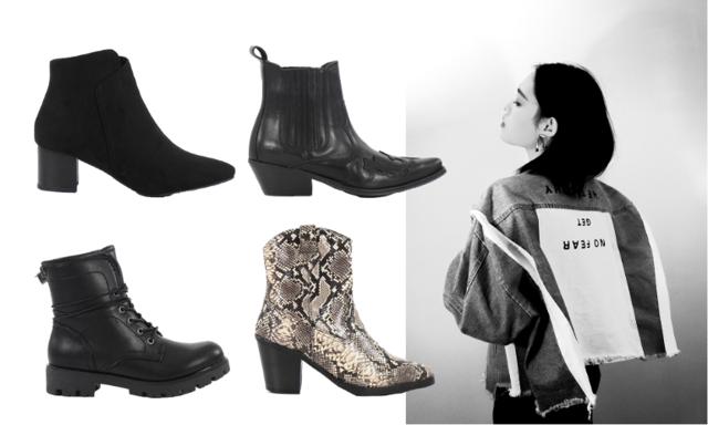 Säsongens trendigaste skor! 4 modeller du inte vill vara utan i höst