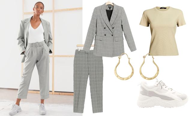 Uppdatera jobblooken! Tre superenkla outfits som kommer att rädda dig – varje morgon