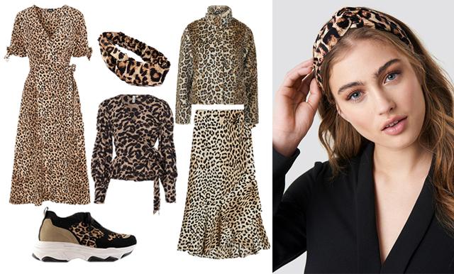 Leoparddrömmar i höst! 20 plagg i det trendiga mönstret