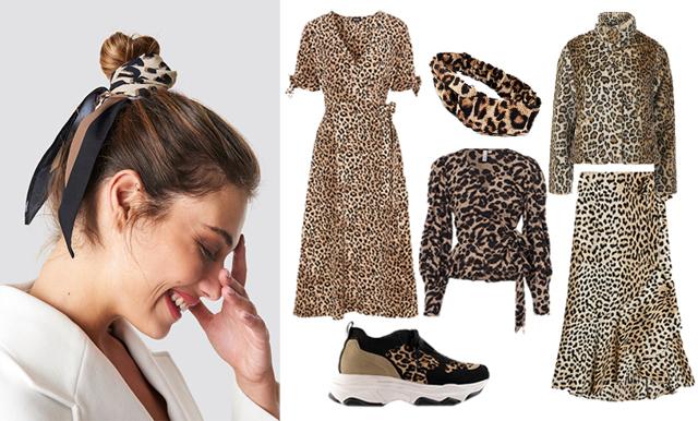 Leoparddrömmar i höst! 21 plagg i det trendiga mönstret