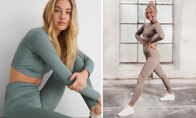 Träningskläderna som gör yogaklassen, löprundan och gympasset både roligare och snyggare