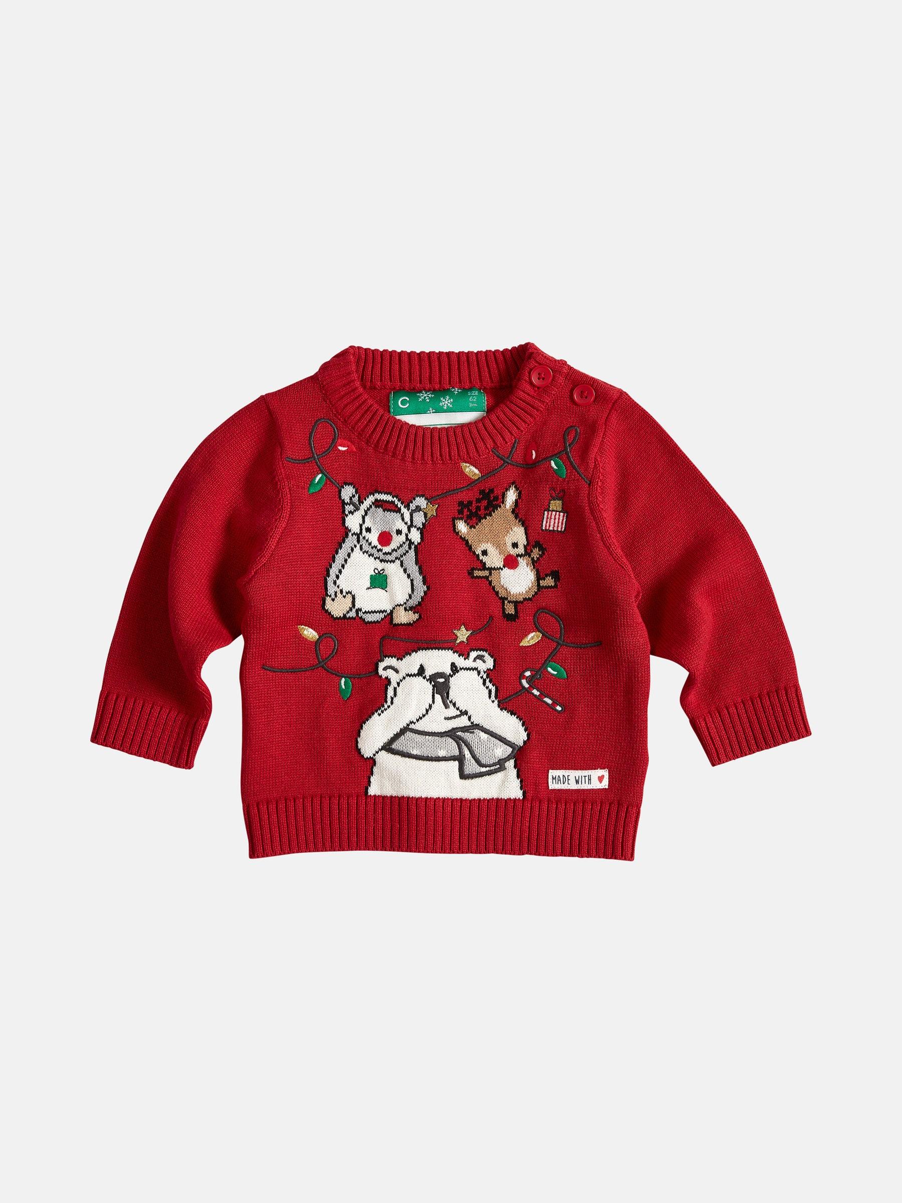 på fötter kl specialförsäljning bästa valet Snart är det jul igen! 21 jultröjor att matcha med hela familjen ...
