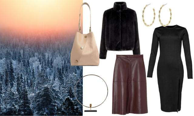Mörka toner, skinnimitation och guld – här är Metro Mode-Cecilias 20 favoriter i november