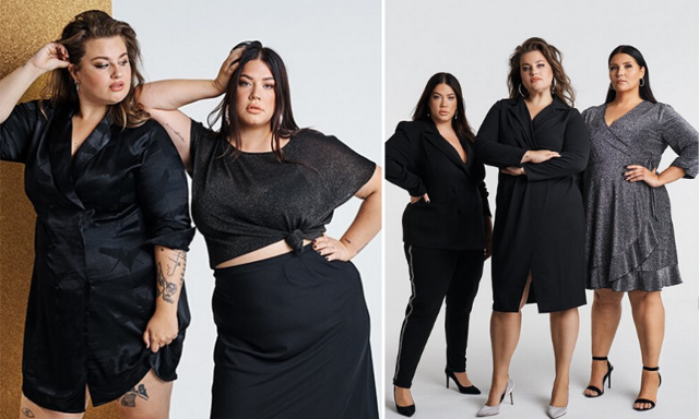 Girlpower! Nu kan du hitta outfiten till vinters glöggpartyn och nyårsfesten i storlek 42–60