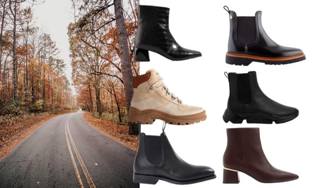 Chict och användbart! 20 trendiga boots att möta hösten och vintern i