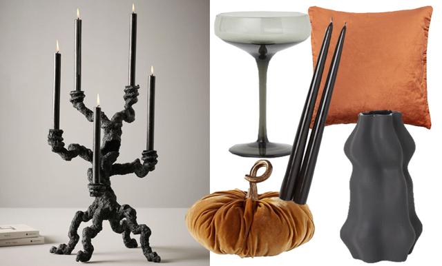 Halloween – så fixar du finaste dukningen i höstens färger