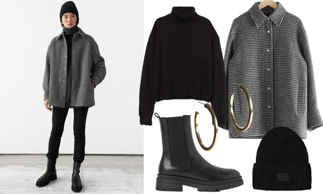 Stilsäkra plagg att bära hela vintern! 3 looks att sno rakt av