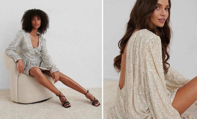 Nyårsklänningar 2020: Glitter och paljetter – 28 snygga klänningar till nyårsafton
