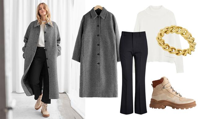 Stilsäkra plagg att bära hela vintern! 3 helglooks att sno rakt av