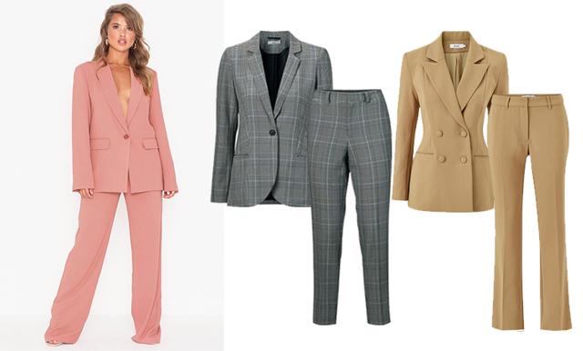 Få till en stilsäker look! 14 trendiga powersuits att bära på kontoret i höst