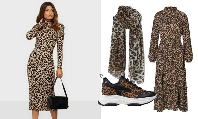 Leoparddrömmar i höst! 35 plagg i det trendiga mönstret