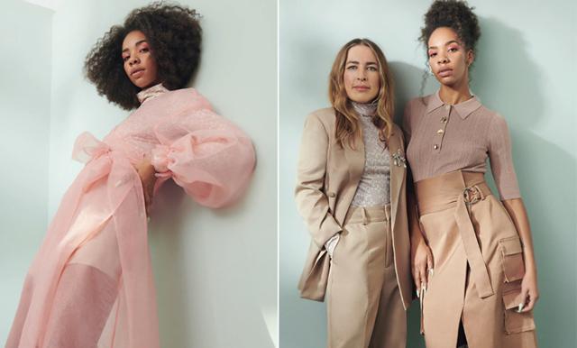 Hållbart och återvunnet mode! Shoppa modevarumärket Aéryne x Gina Tricots kollektion här