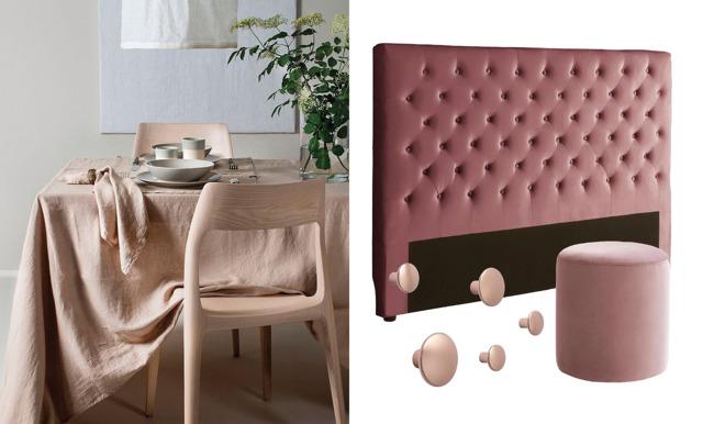 4 anledningar till varför du ska inreda ditt hem med dova rosa nyanser i höst!