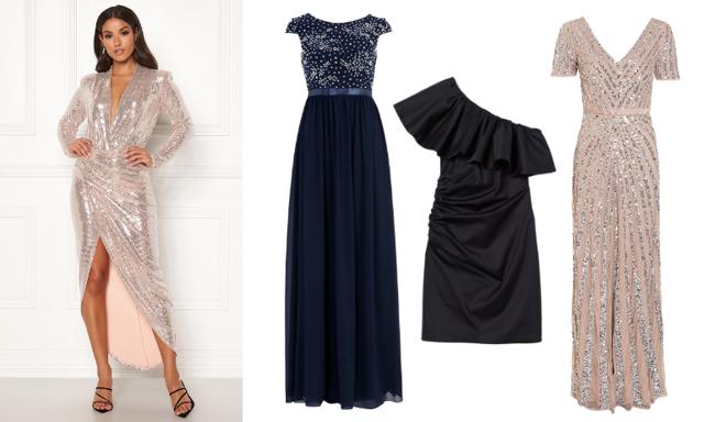 Gör succé på nyår! 20 klänningar som gör dig till festens mittpunkt