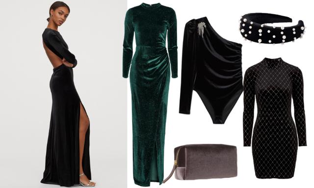Snyggast på julfesten! 29 trendiga plagg och accessoarer i sammet