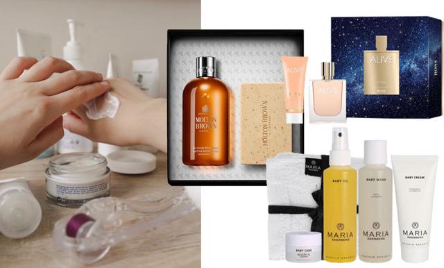 Julklappstips! 19 presentboxar för den som älskar doft och hudvård