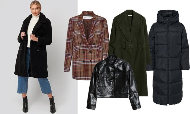 Vinterns trendigaste jackor, blazers och kavajer – våra 16 favoriter från veckans rea