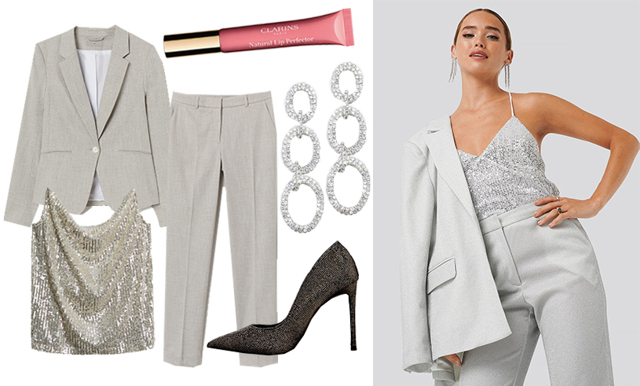 Så stylar du byxan till nyår – låt dig inspireras av 3 festliga outfits!