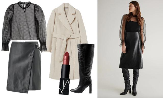 Inspireras av 3 looks – perfekta outfits till julmånadens festligheter