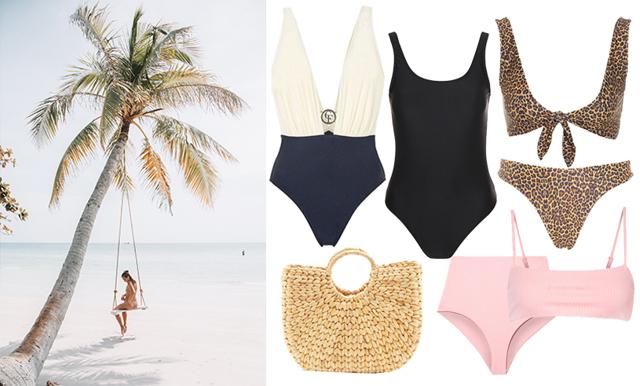 Vinterns solsemester! 24 magiska strandplagg som förgyller din beachlook