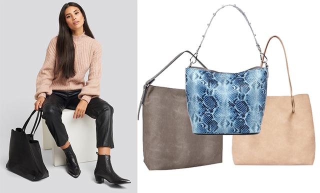Stilsäker på jobbet – 20 trendiga och stora väskor som rymmer det mesta