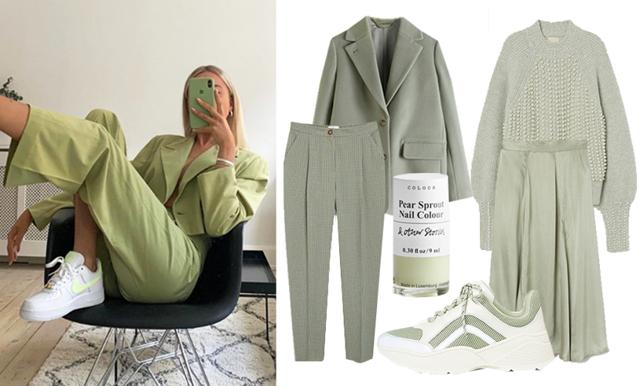 Årets stora modetrend! 18 ljusgröna plagg vi vill bära redan nu