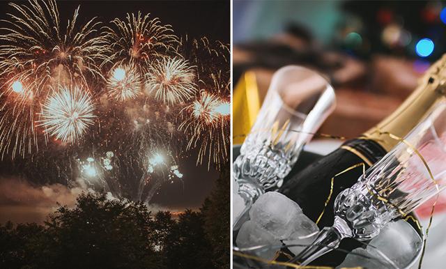 23 perfekta tips! Så fixar du den optimala nyårsfesten 2019