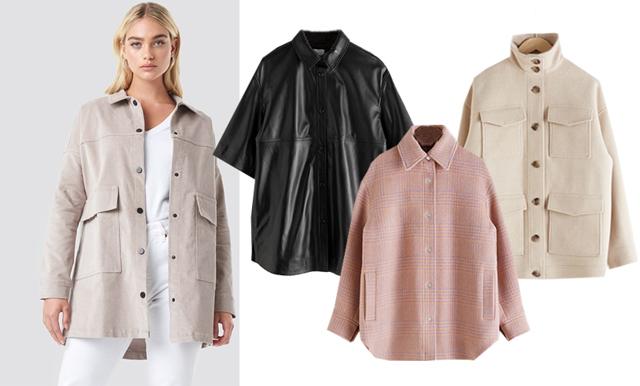 Oversize-skjortan är den stora trenden vintern 2020! Spana in 19 stilmedvetna favoriter