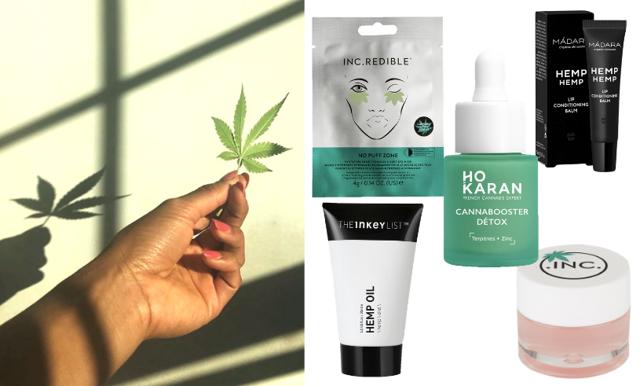 27 (lagliga) skönhetsprodukter med cannabis och hampa