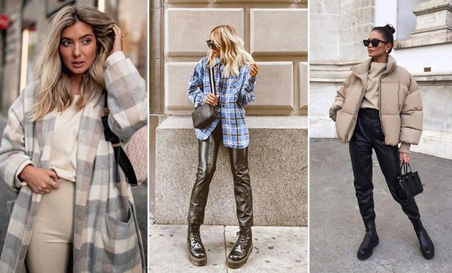 3 inspirerande outfits från Instagram – här kan du sno stilen rakt av