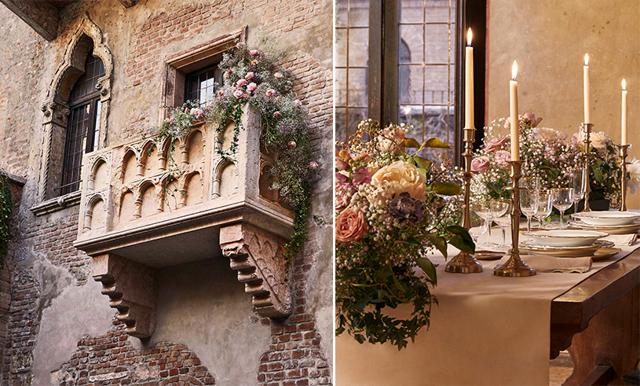 Världens mest romantiska tävling! Fira alla hjärtans dag som Romeo och Julia