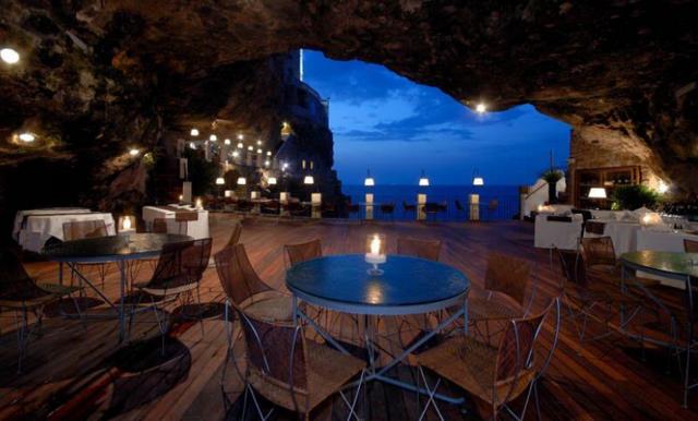 10 magiska restauranger i världen som slår allt du tidigare sett