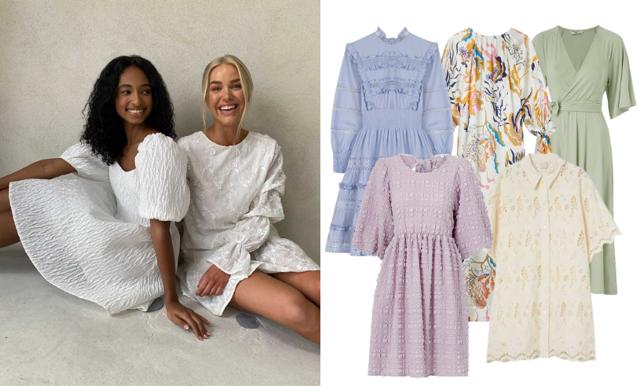 38 drömmiga klänningar som skvallrar om vår!