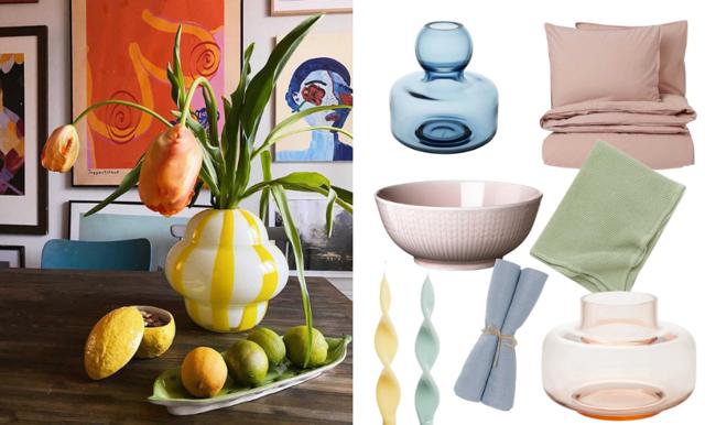 Dröm dig bort i ett pastellfärgat hem – vi listar 27 inredningsfavoriter
