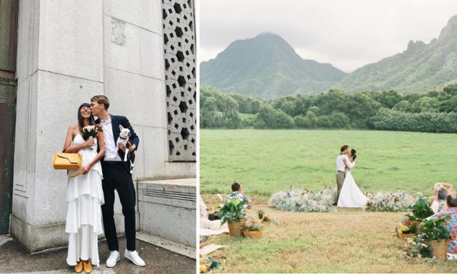 Drömmen! 6 otraditionella bröllop att inspireras av