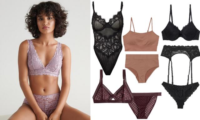 Uppdatera din look! 16 drömmiga underklädes-set