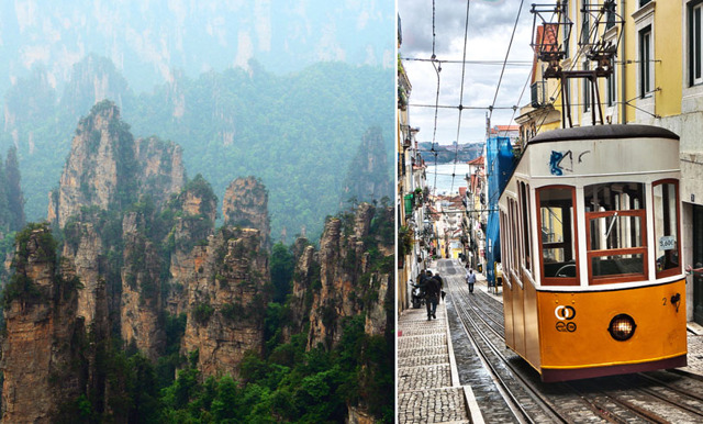 12 underskattade – och fantastiska – platser vi drömmer om att besöka 2021