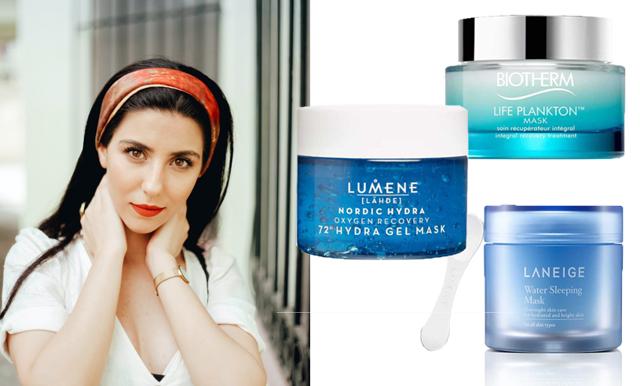 10 fuktgivande ansiktsmasker för torr hy