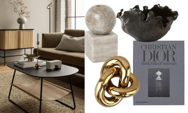 28 detaljer som får ditt soffbord att se lyxigt ut