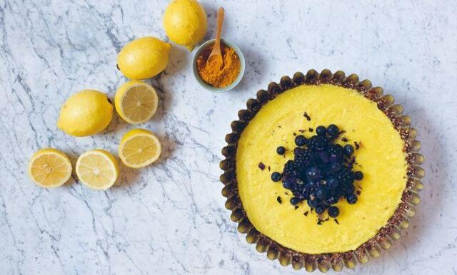 Den här enkla citronpajen är det godaste vi ätit på länge