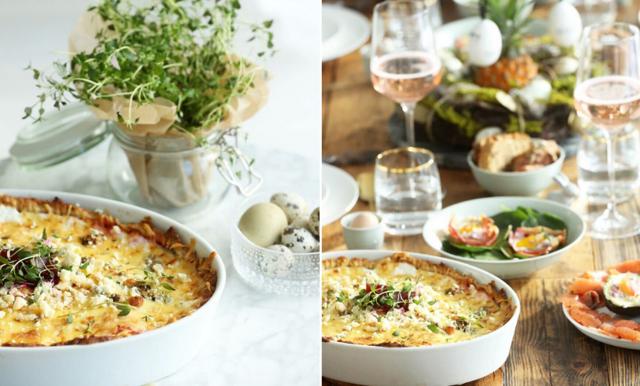 Bjud in till storslagen Påskbuffé – 6 goda recept