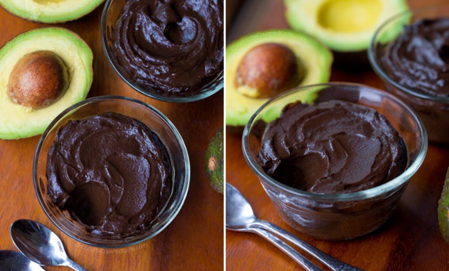 Nyttig chokladmousse med avokado – klar på 5 minuter!