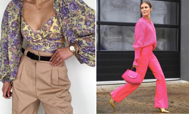 Klassiskt och lättburet! 23 somriga kostymbyxor att bära redan nu