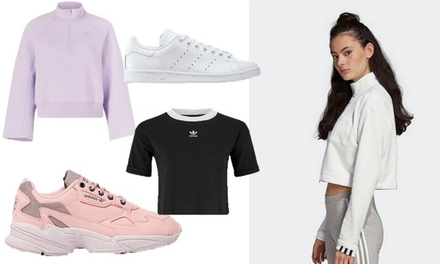 Våra streetwear-favoriter från Adidas! Nu får du 20 % rabatt på ALLT
